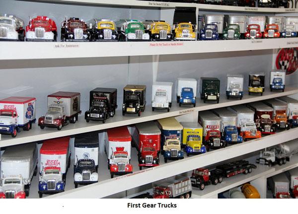 Bad News Garage First Gear Trucks
